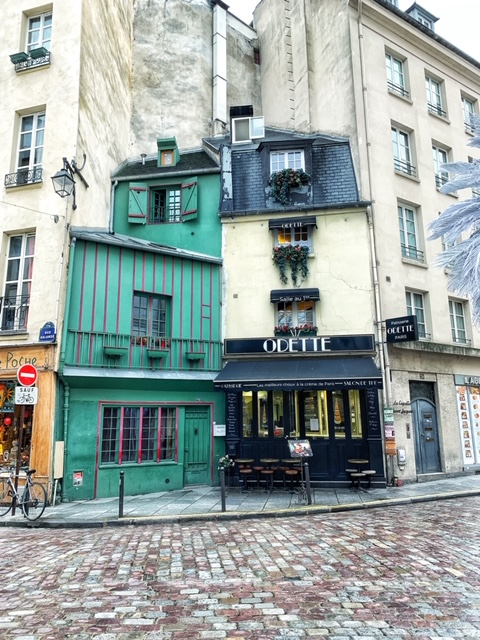 my new favorite corner of paris
