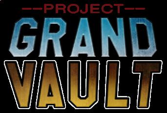 Project Grand Vault Logo