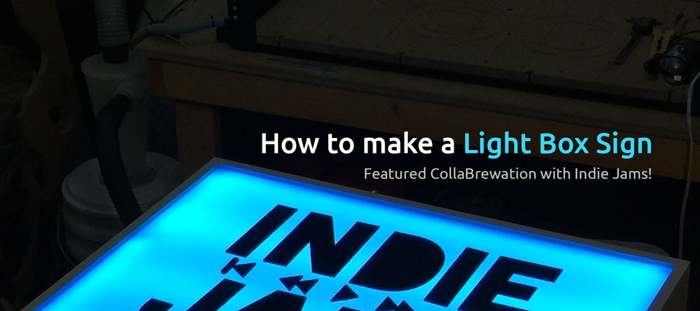 Copy of How to Make a Lightbox Sign