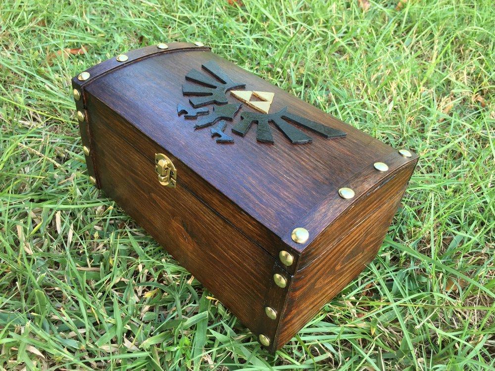 Zelda Themed Box