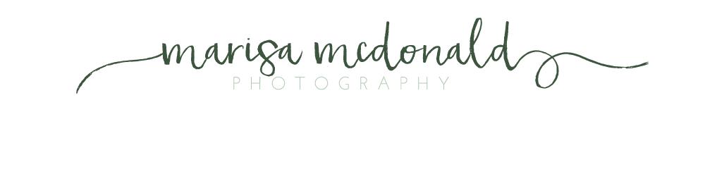 Marisa McDonald . Logo Design