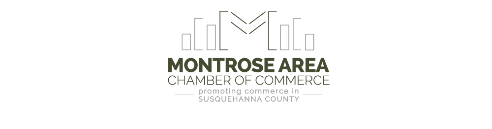 Montrose Area Chamber of Commerce . Logo