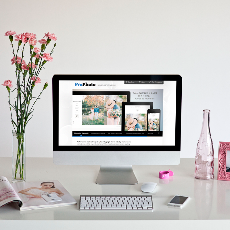 Alyssa Joy & Co. || ProPhoto Web Design for Creatives and Small Businesses