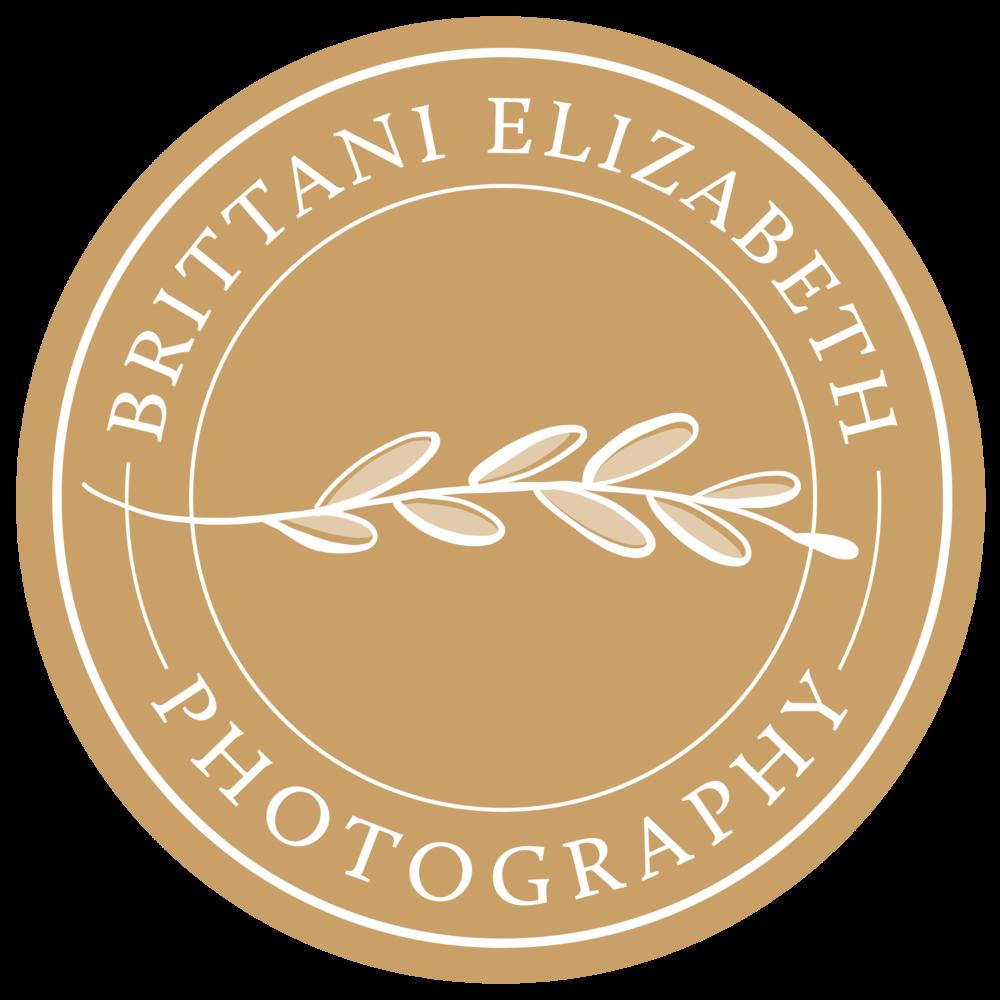 Alyssa Joy & Co. || Submark Design for Brittani Elizabeth Photography