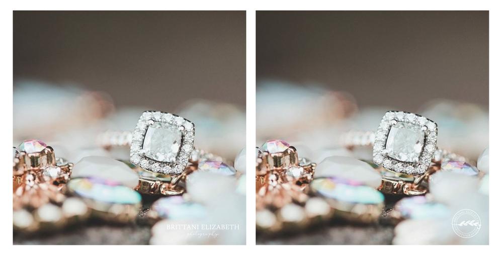 Alyssa Joy & Co. || Watermark Designs for Brittani Elizabeth Photography