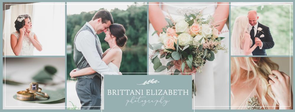 Alyssa Joy & Co. || Facebook Cover Design for Brittani Elizabeth Photography