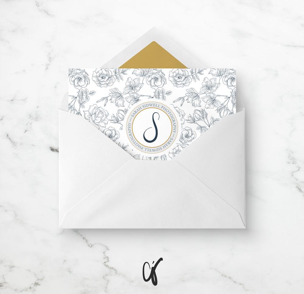 Alyssa Joy & Co. || Sarah Sidwell Photography Greeting Card Design