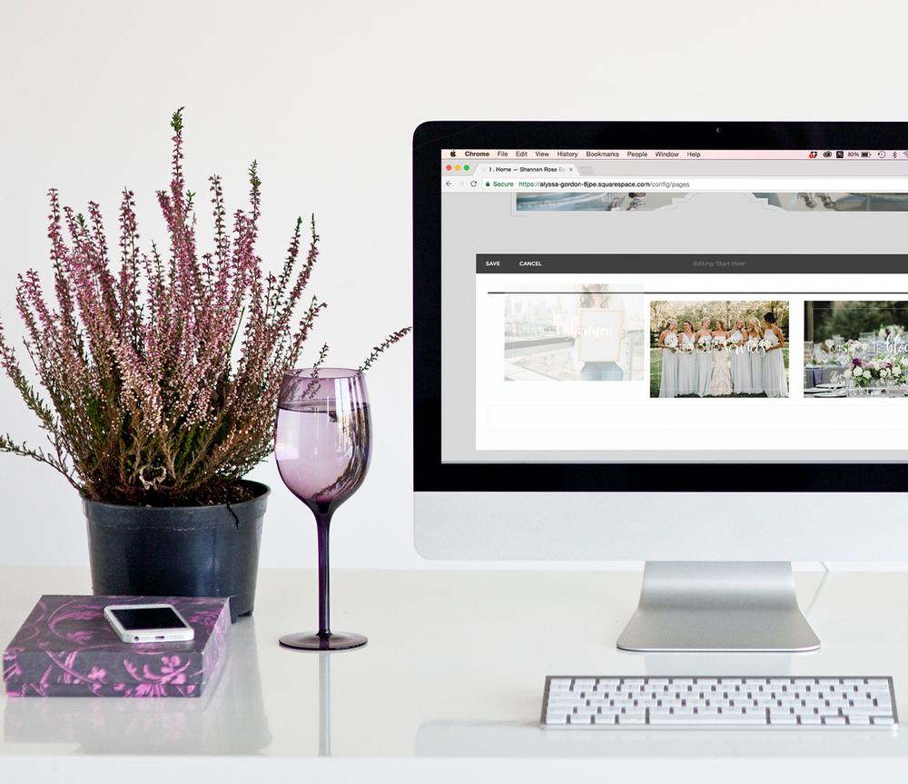 Alyssa Joy & Co.    Engaging Clients: The Shop & The Blog    Choosing the best platform for your biz!