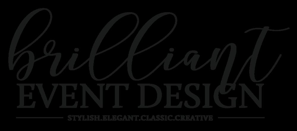 Alyssa Joy & Co. || Brilliant Event Design Main Logo Design