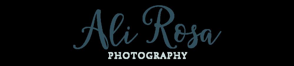 Alyssa Joy & Co. || Ali Rosa Photography || Main Logo Design