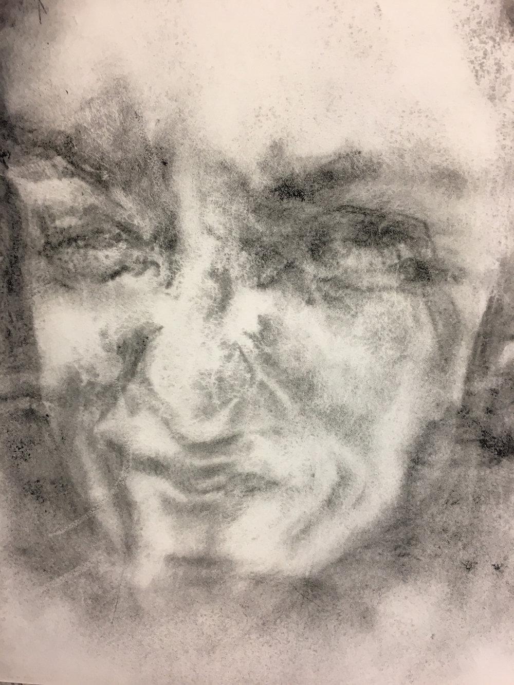 Copy of Self Portrait