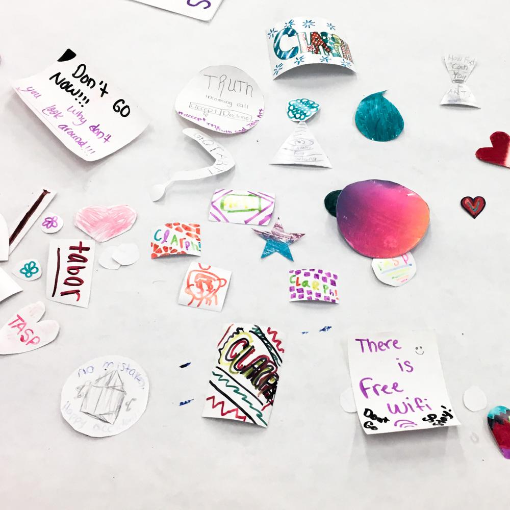 Sticker Making