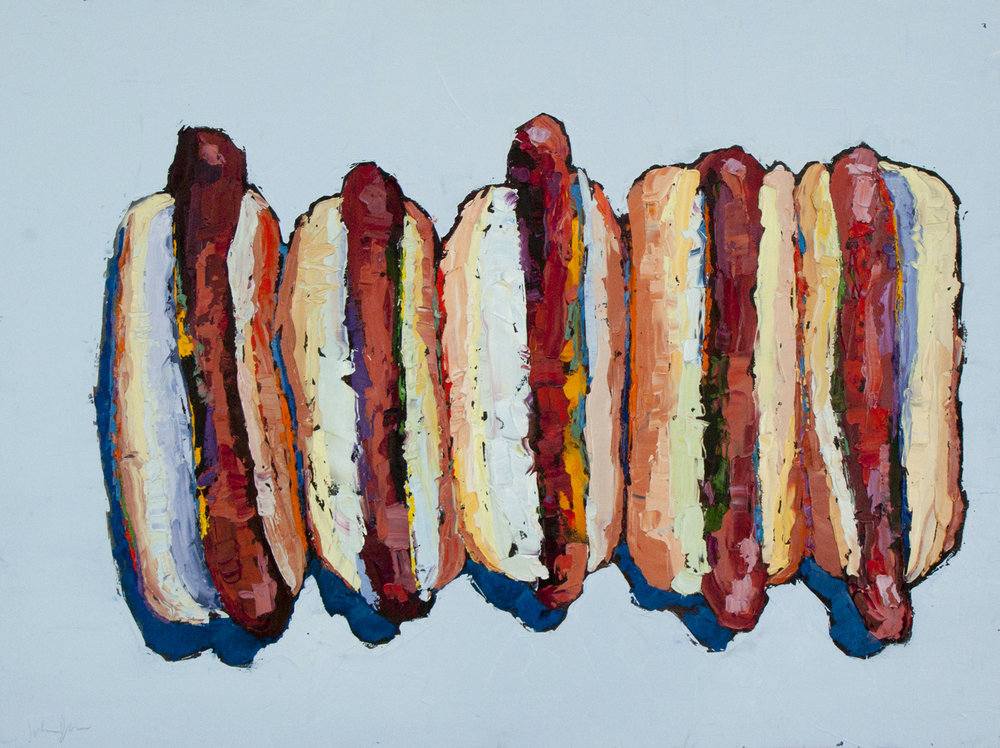 5 Hot Dogs