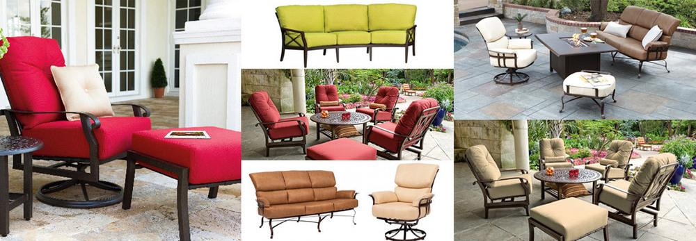 Fleet Plummer Offers A Wide Range Of Cushioned Outdoor Furniture. Donu0027t See  What You Like In Store? Take A Look Through Our Fabric Books And Choose The  ...