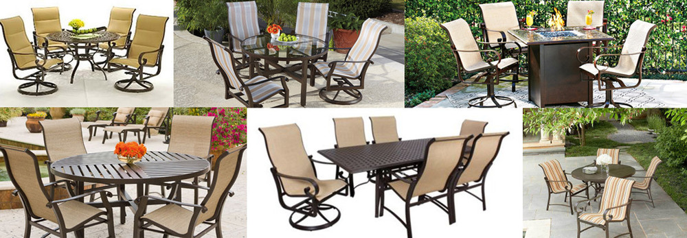 Sling Outdoor Patio Furniture