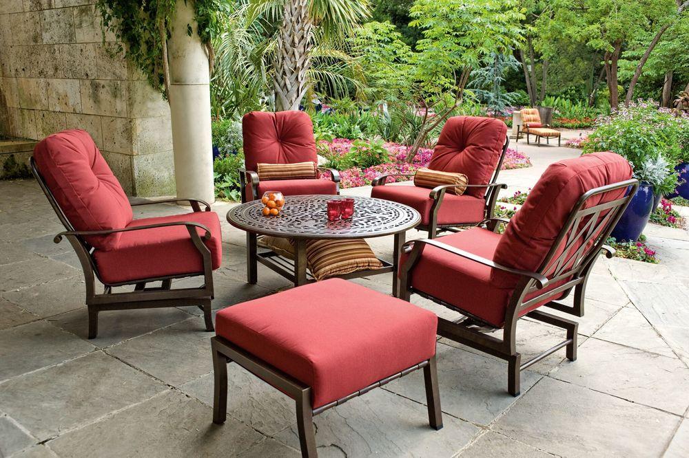 Why Shop For Outdoor Furniture At Fleet Plummer?