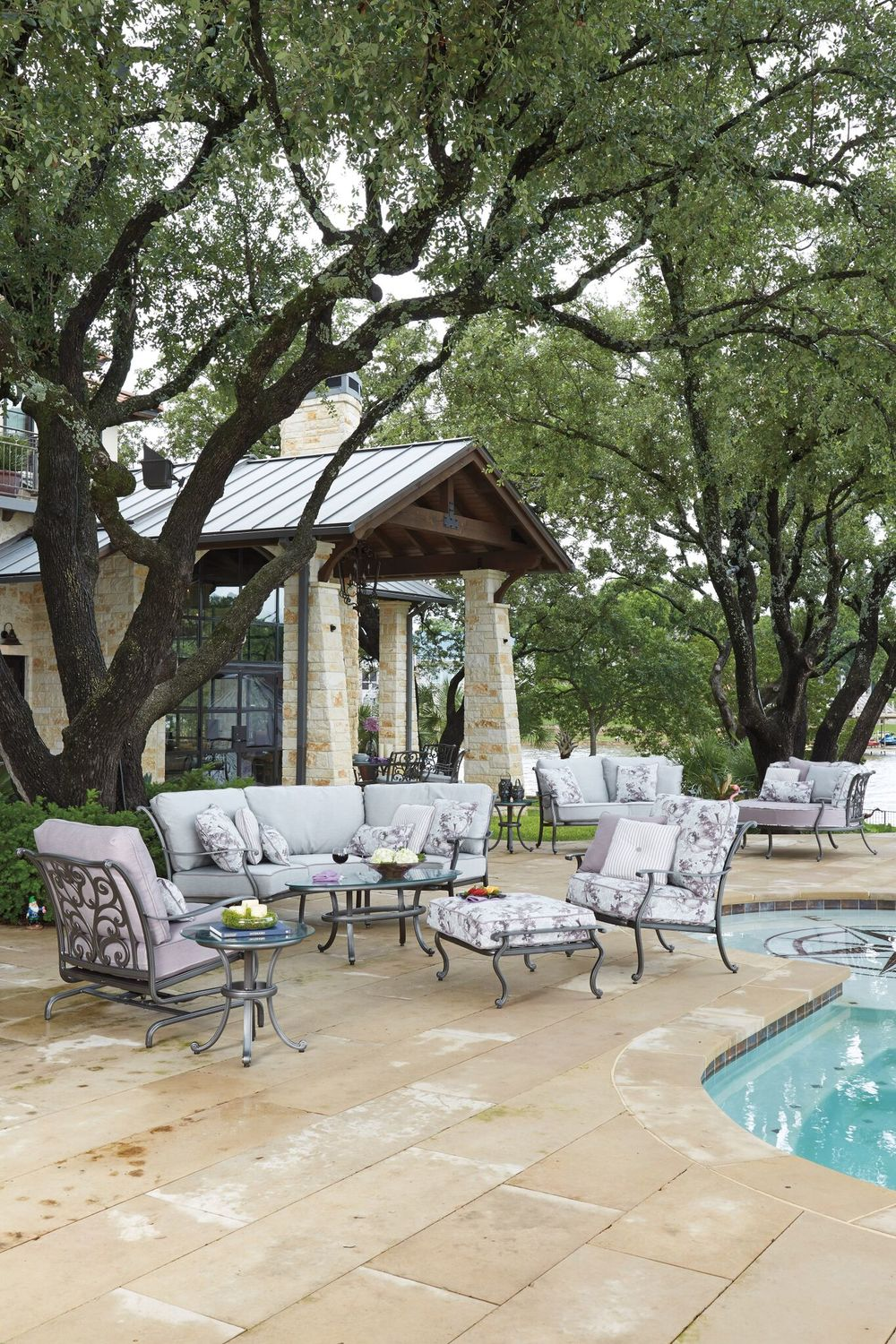 Woodard Outdoor Furniture Fleet Plummer