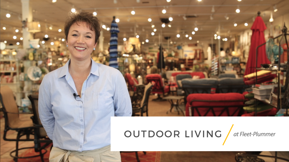 Outdoor Living at Fleet-Plummer