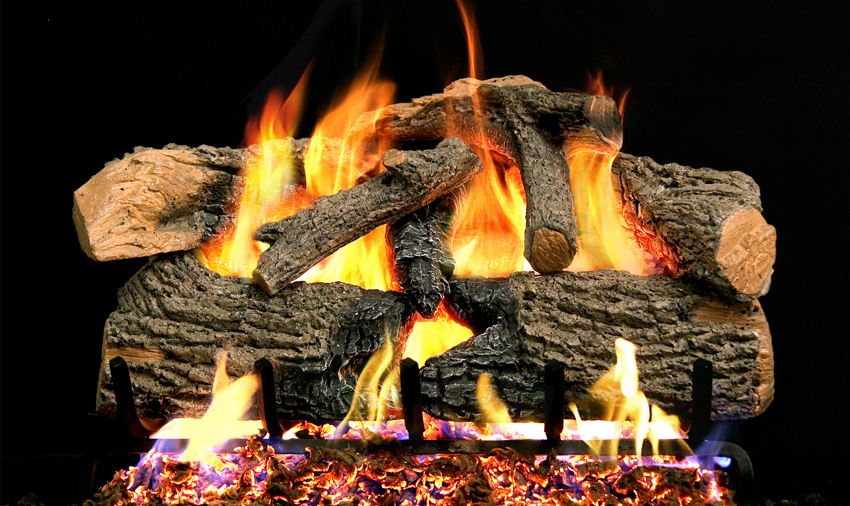G52 Radiant Fyre Gas Log System (ENO)