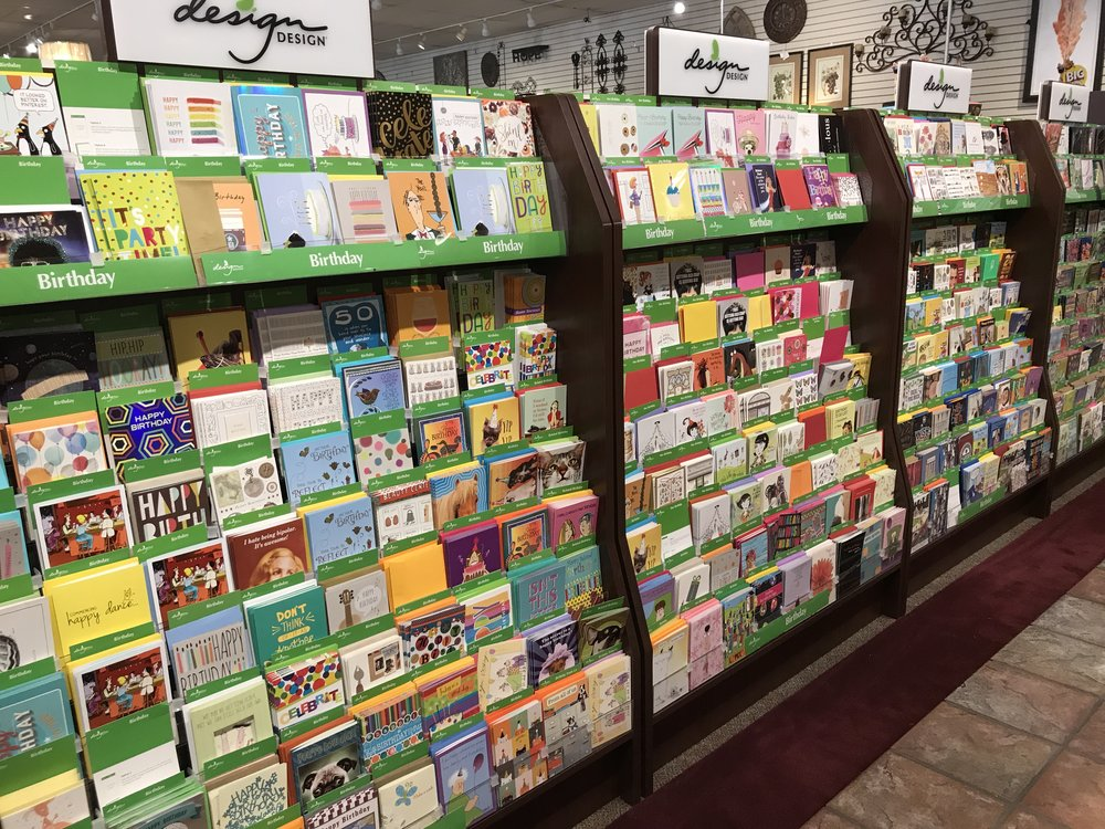 Greeting Cards Choose from hundreds of cards to go with your perfect gift. Whether she appreciates a touching card or a humorous one, we have a huge selection of cards, each one as unique as she is.