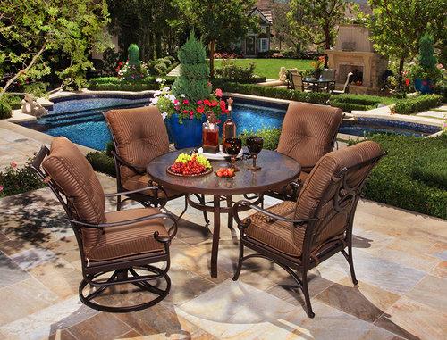 Outdoor Furniture Collections Fleet Plummer Gracious Living