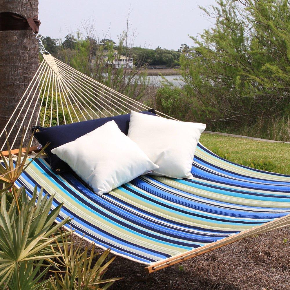 quilted hammocks hammocks  u2014 fleet plummer  gracious living southern style  rh   fleetplummer