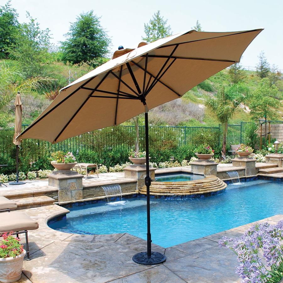 Galtech Aluminum Umbrella