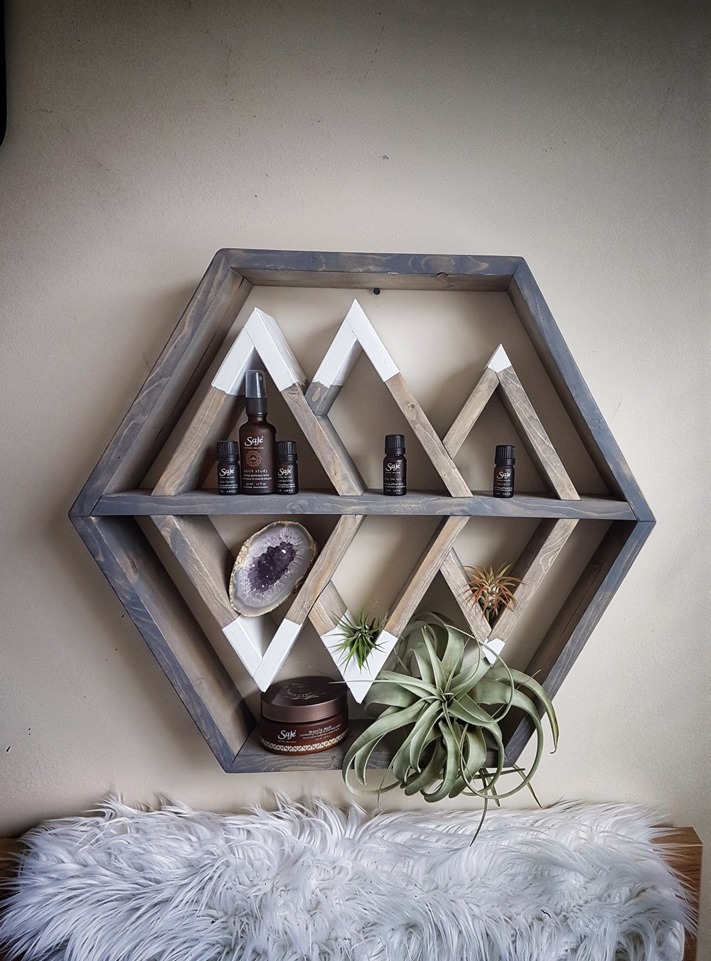 Valley Living Design Shelves