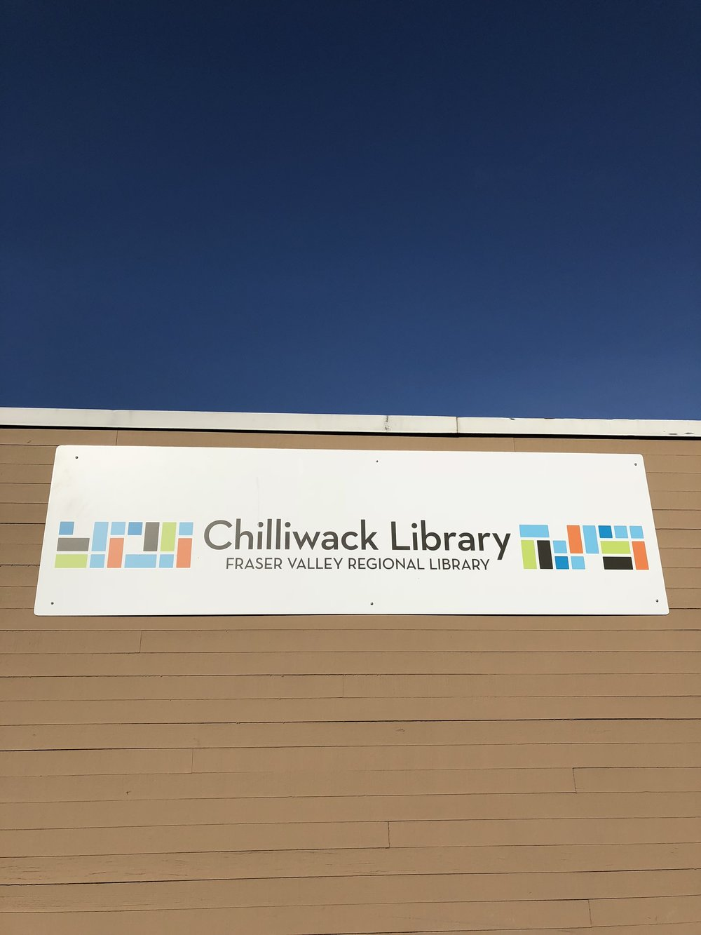 Chilliwack Library - Fraser Valley Regional Library