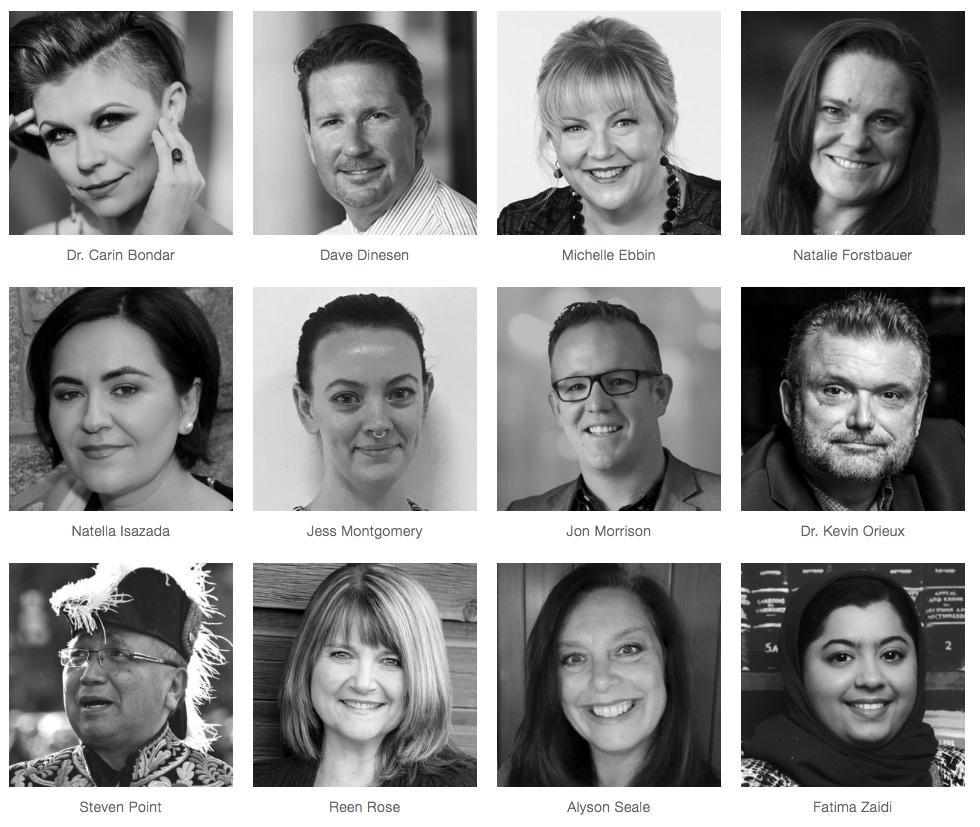 TEDxChilliwack Speakers