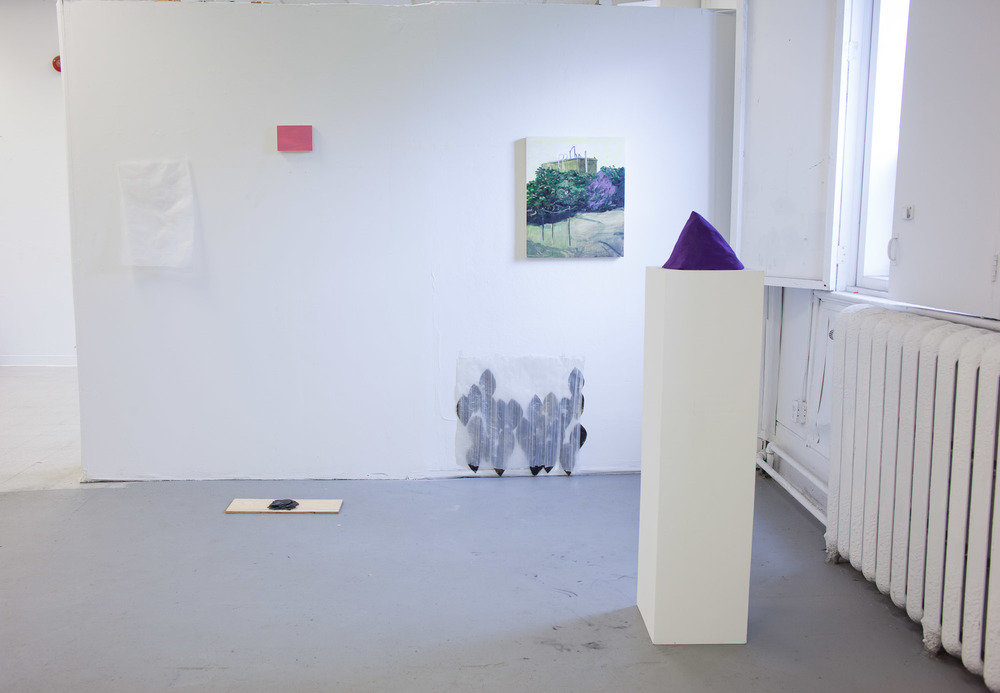 Installation view, University of Ottawa, 2015