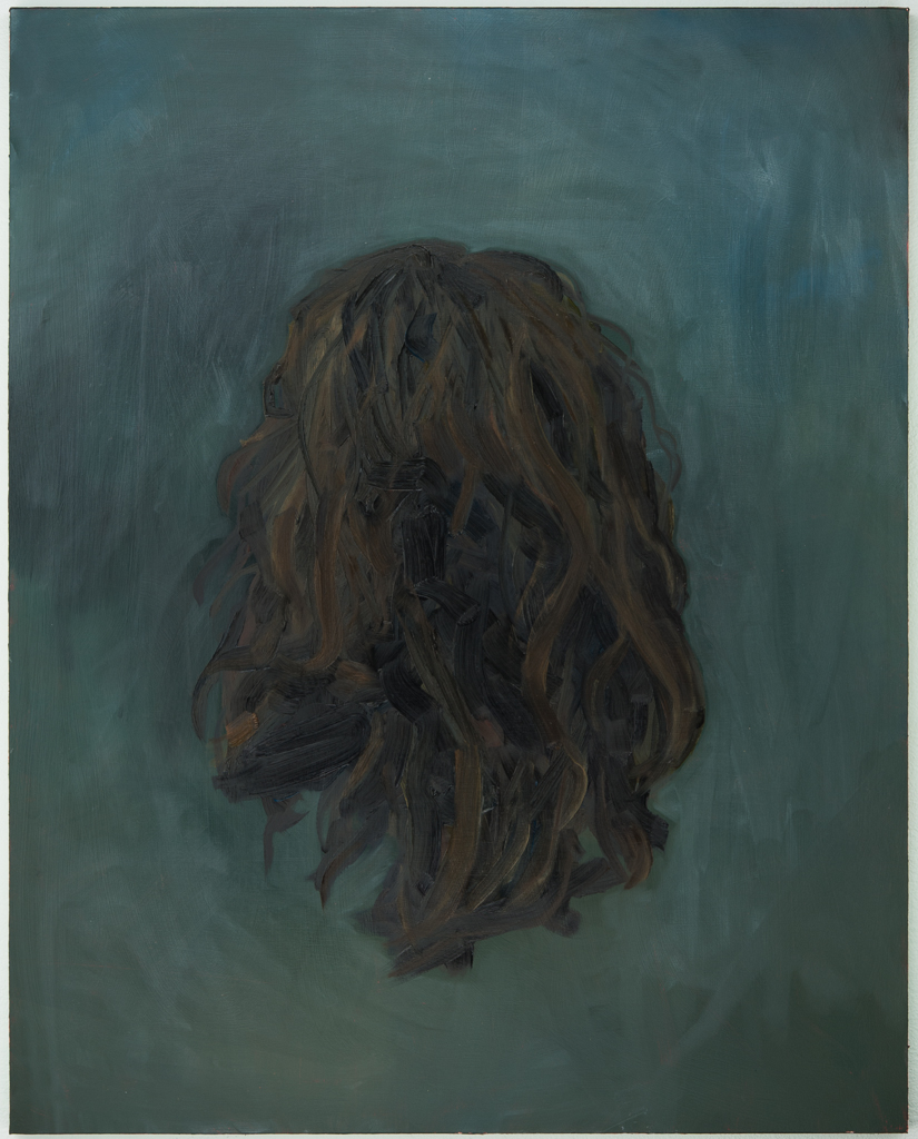 Untitled , 2013, oil on wood panel, 24 x 30 inches