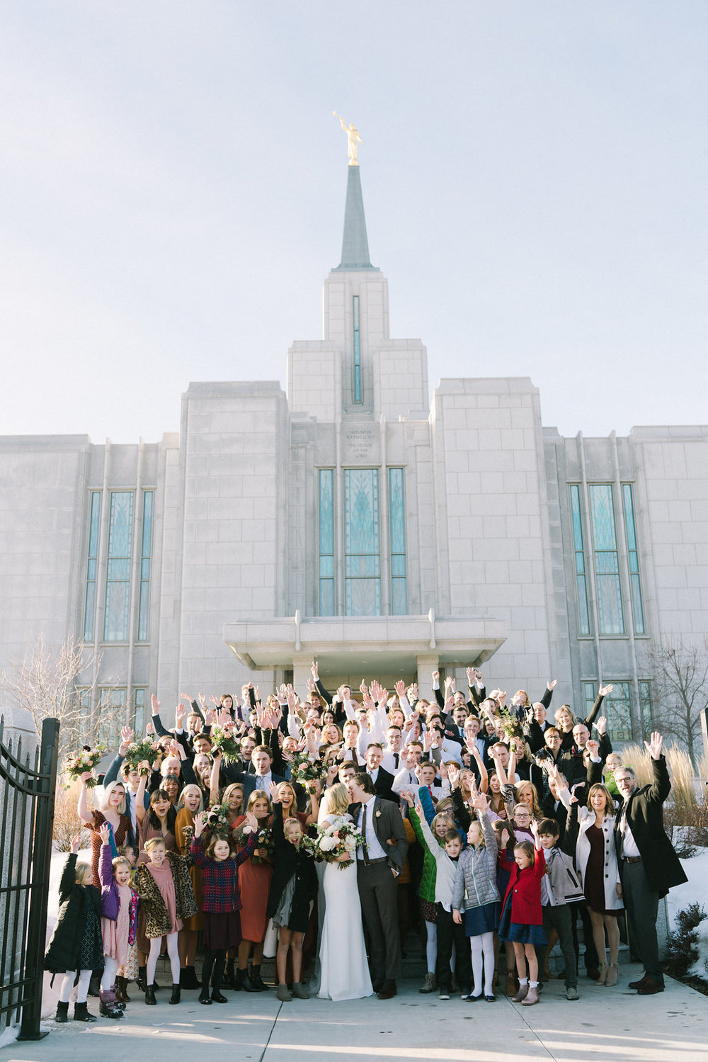 Emily Michelson - Calgary LDS Temple