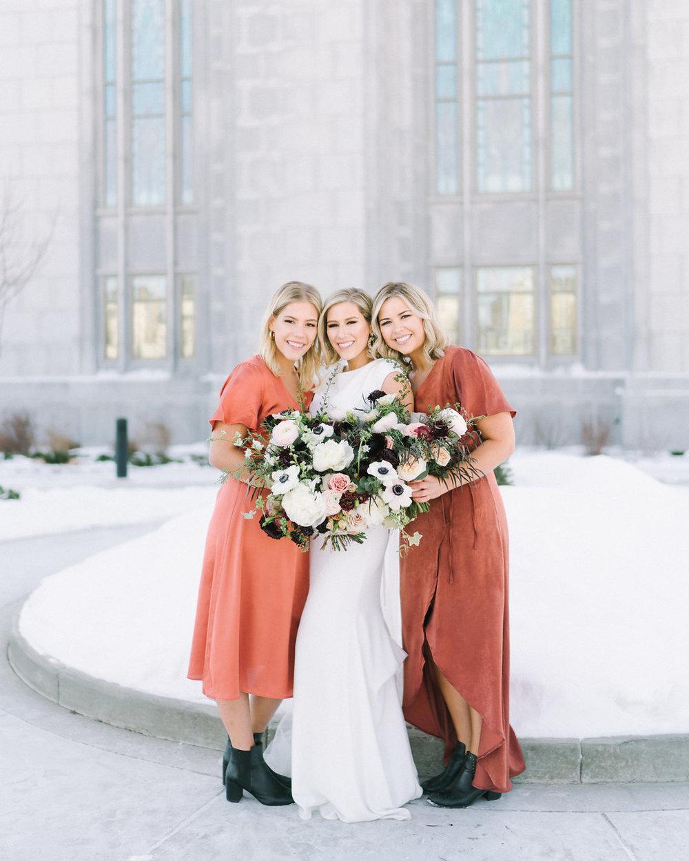 Emily Michelson - Calgary Wedding Photograpers