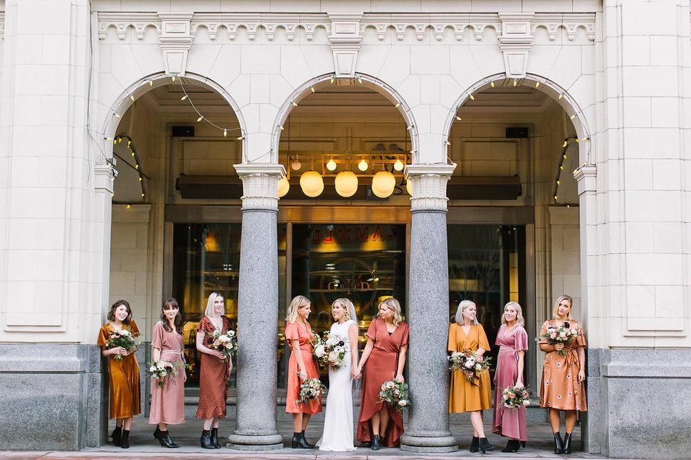 Emily Michelson - Calgary Wedding Photographer - The hudson