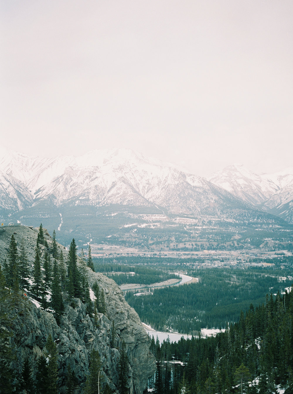 Banff National Park Engagement | Emily Michelson