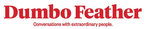 Dumbo Feather magazine logo