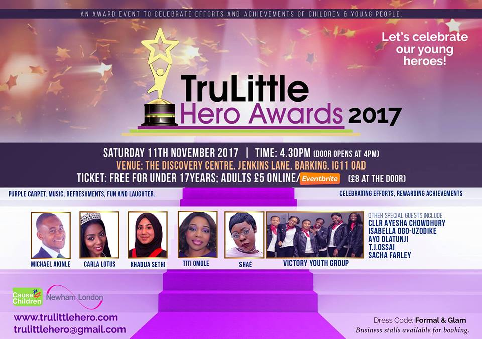 Trulittle Hero awards.jpg