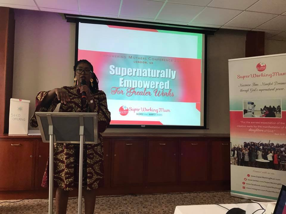 Empowering Mother's Conference, London UK. September, 2017