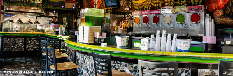 Jesters Mardi Gras Daiquiri - www.neworleansonline.com