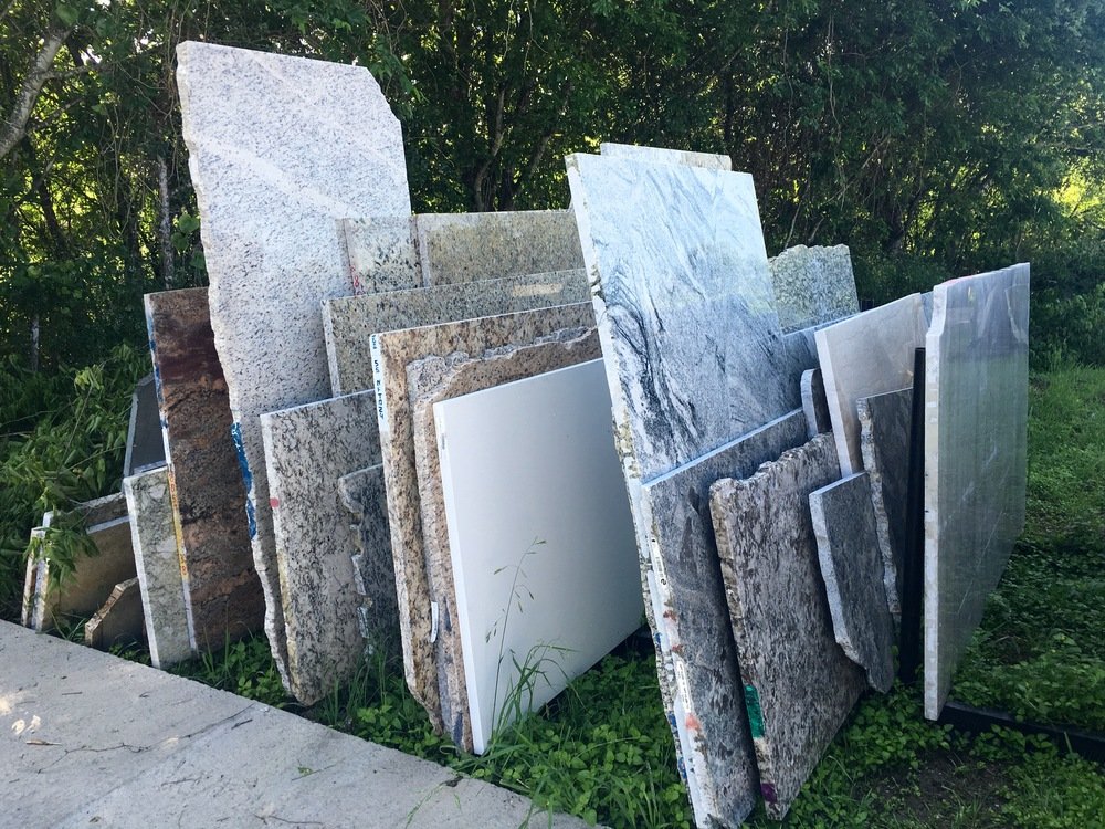 Huge Granite Remnant Selection