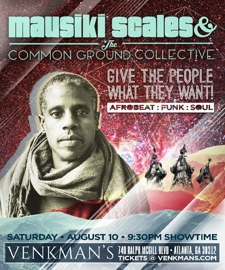 Shows — Mausiki Scales & Common Ground Collective