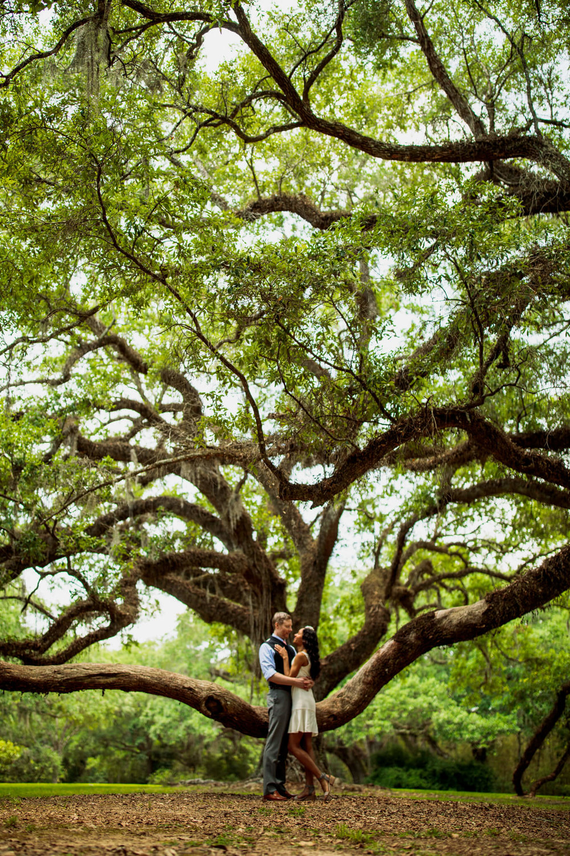 Brynn Ken Jungle Gardens Avery Island Louisianna LA Engagement-092.jpg