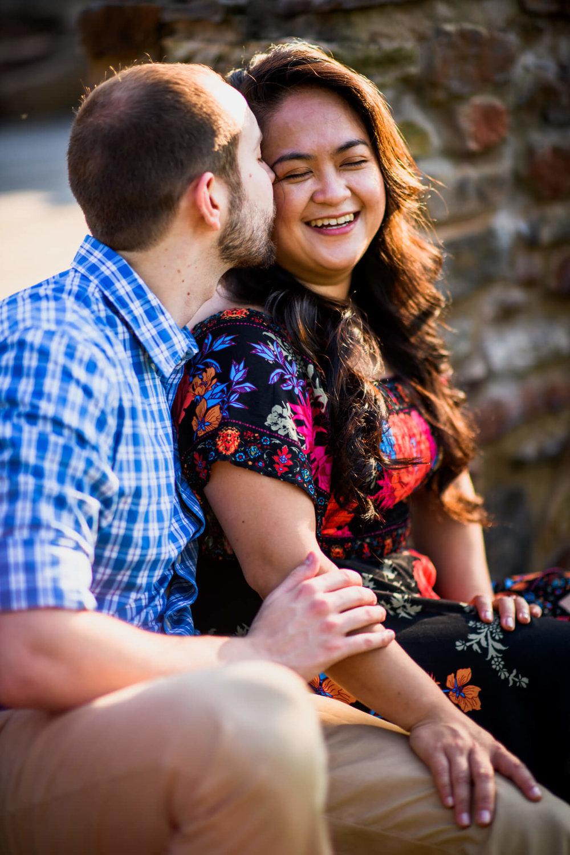 Lhynette Sean Bull Run Winery Manassas VA Engagement-047.jpg