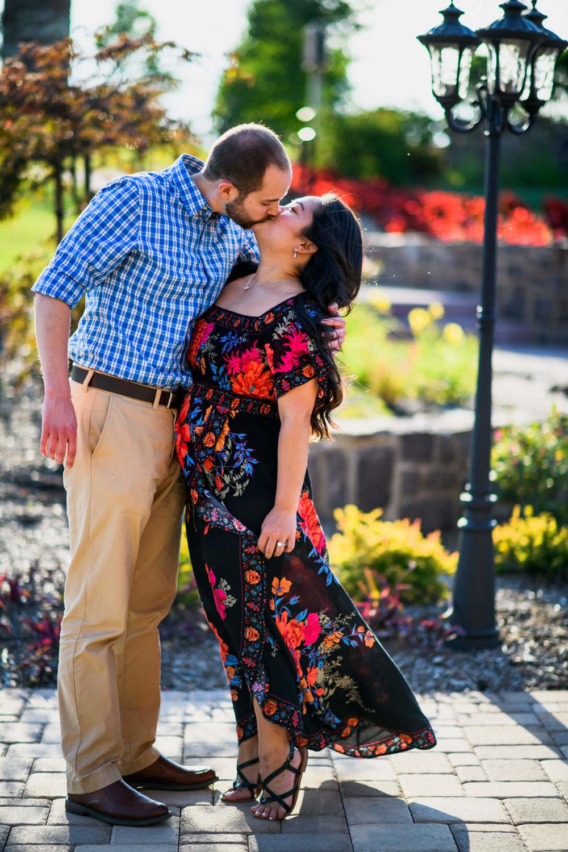 Lhynette Sean Bull Run Winery Manassas VA Engagement-062.jpg