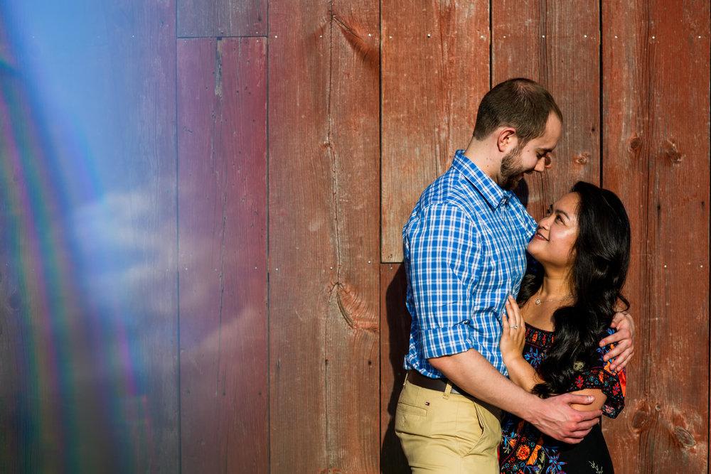 Lhynette Sean Bull Run Winery Manassas VA Engagement-092.jpg