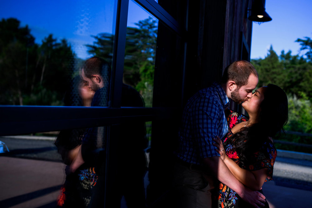 Lhynette Sean Bull Run Winery Manassas VA Engagement-100.jpg