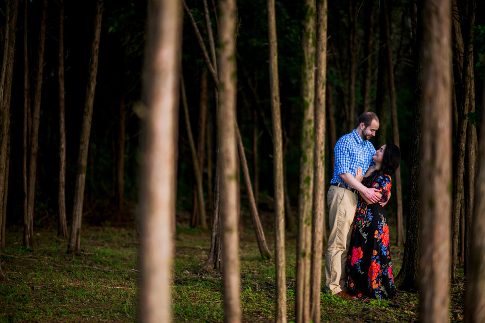 Lhynette Sean Bull Run Winery Manassas VA Engagement-140.jpg
