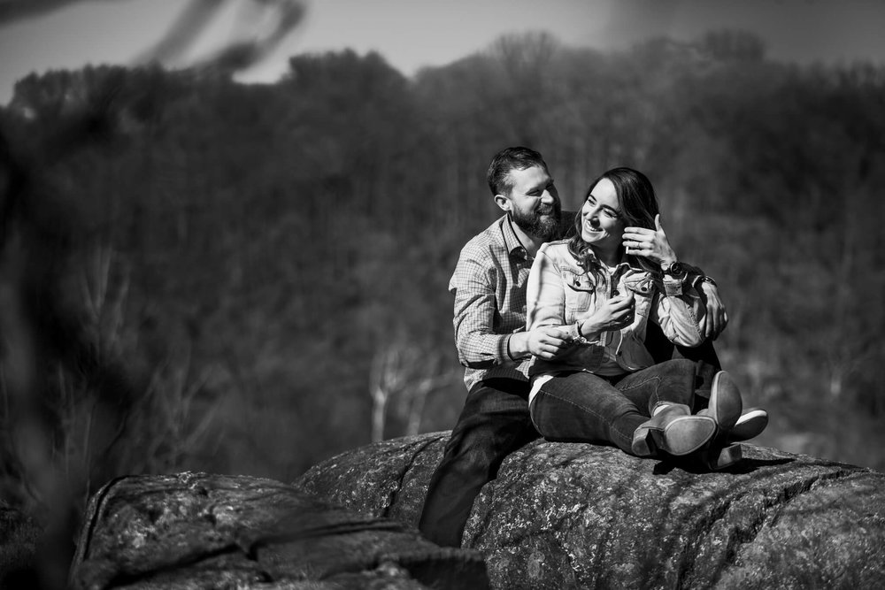 Lisa Jonathan Great Falls Park Virginia Engagement-052.jpg