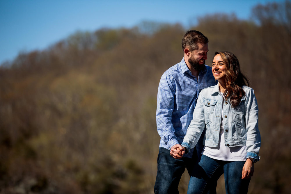 Lisa Jonathan Great Falls Park Virginia Engagement-039.jpg